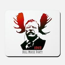 Bull Moose Party Mousepad