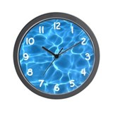 Blue Basic Clocks