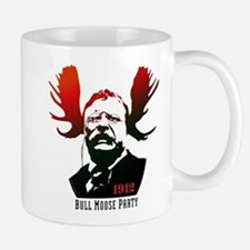 Bull Moose Party Mugs