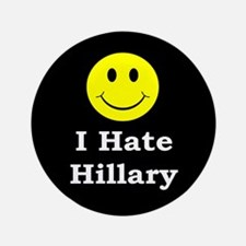 """Funny Anti obamacare 3.5"""" Button (100 pack)"""