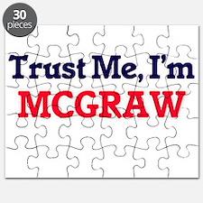 Trust Me, I'm Mcgraw Puzzle