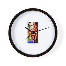 Staunch Wall Clock