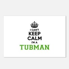 TUBMAN I cant keeep calm Postcards (Package of 8)
