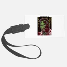 Jonathan Zombie Trading Card Luggage Tag