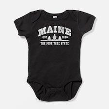 Maine Est. 1820 Baby Bodysuit
