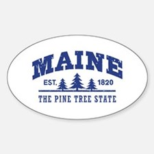 Maine Est. 1820 Decal