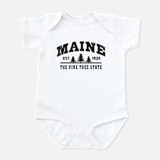 Maine Est. 1820 Infant Bodysuit