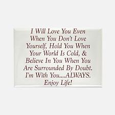 ALWAYS Enjoy Life! Magnets