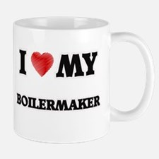 I love my Boilermaker Mugs