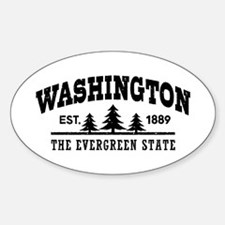 Washington Decal