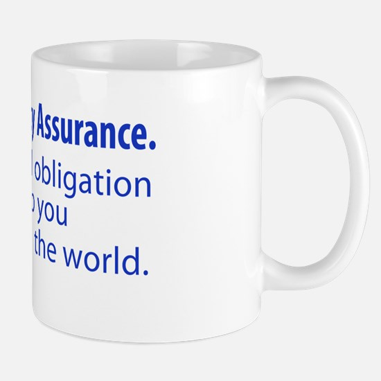We Are Quality Assurance Mug