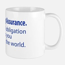 We Are Quality Assurance Small Small Mug