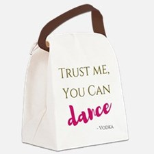 Cool The bride Canvas Lunch Bag