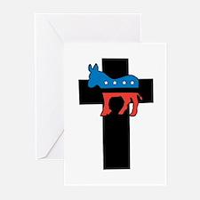 Christian Democrat Greeting Cards (Pk of 20)