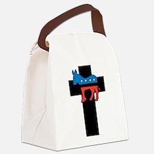 Christian Democrat Canvas Lunch Bag