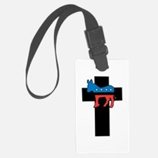 Christian Democrat Luggage Tag