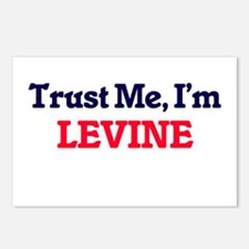 Trust Me, I'm Levine Postcards (Package of 8)