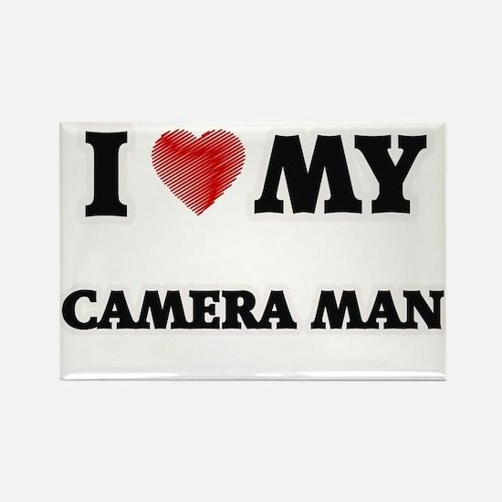 I love my Camera Man Magnets
