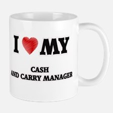 I love my Cash And Carry Manager Mugs