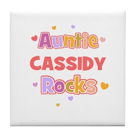 Cassidy Tile Coaster