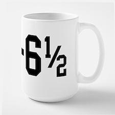 -6 1/2 Pointspread Large Mug