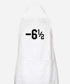 -6 1/2 Pointspread BBQ Apron