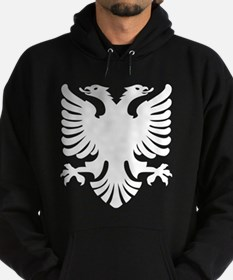 Shqipe - Double Headed Griffin Hoodie (dark)