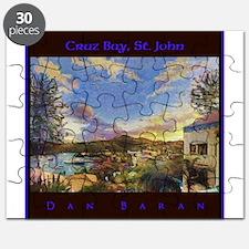 Cruz Bay, St. John Puzzle