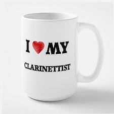 I love my Clarinettist Mugs