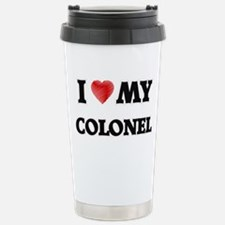 I love my Colonel Travel Mug