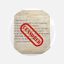 "Constitution CENSORED 3.5"" Button"