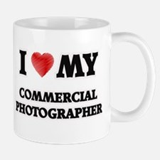 I love my Commercial Photographer Mugs