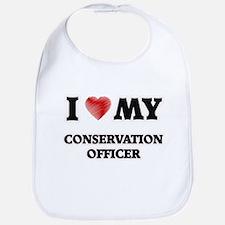 I love my Conservation Officer Bib