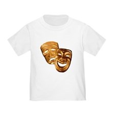MASKS OF COMEDY & TRAGEDY T
