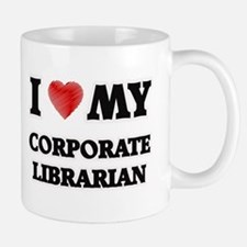 I love my Corporate Librarian Mugs