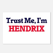 Trust Me, I'm Hendrix Postcards (Package of 8)