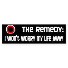 The Remedy Bumper Bumper Sticker