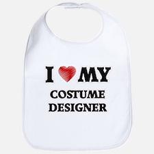 I love my Costume Designer Bib