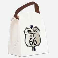 Cool City Canvas Lunch Bag