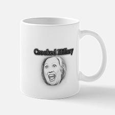 Crooked Hillary Mugs
