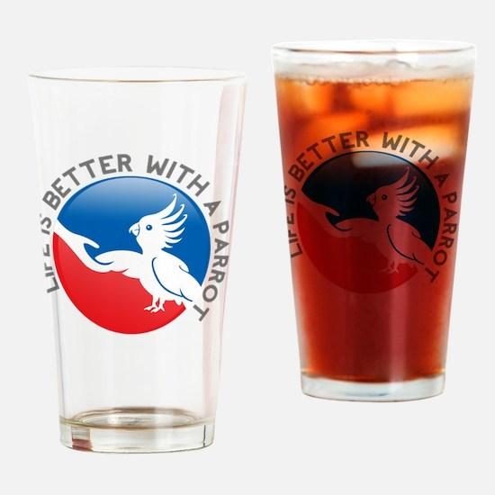 Unique Rescue Drinking Glass