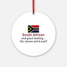 S Africa-Good Lkg Keepsake Ornament