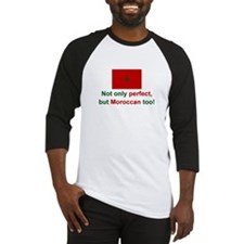 Morocco-Perfect Baseball Jersey