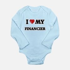 I love my Financier Body Suit