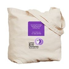 Lewy bodies Tote Bag