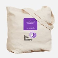 Unique Lbda lbd pdd dementia lewy Tote Bag