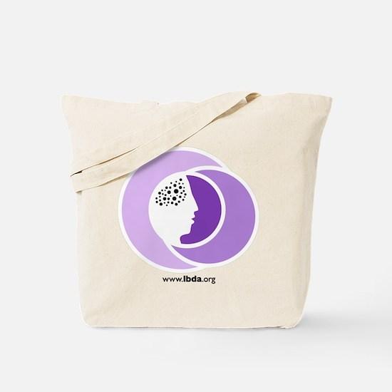 Cute Lbd lbda dementia pdd lewy Tote Bag