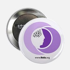 "Cute Lbda lbd lewy dementia pdd dlb 2.25"" Button (10 pack)"
