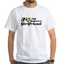 I love my Guyanese Girlfriend Shirt