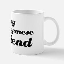 I love my Guyanese Girlfriend Mug